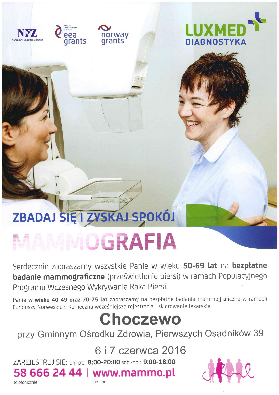 mammografia 2016