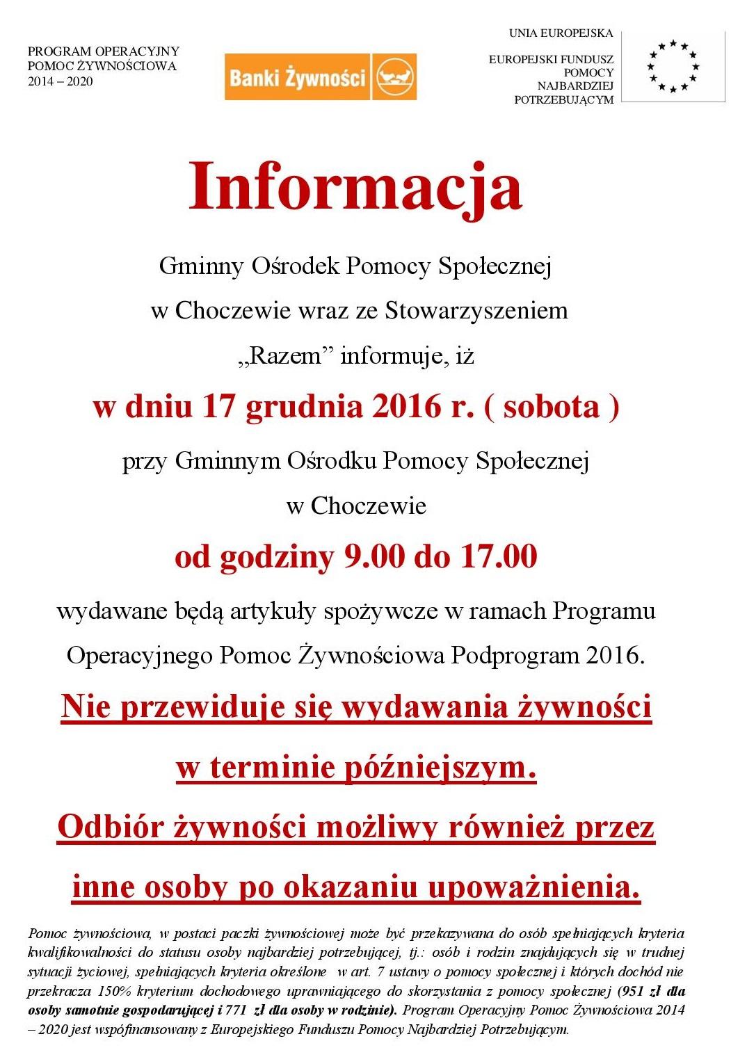 informacja-o-wydawaniu-zywnosci-grudzien-2016