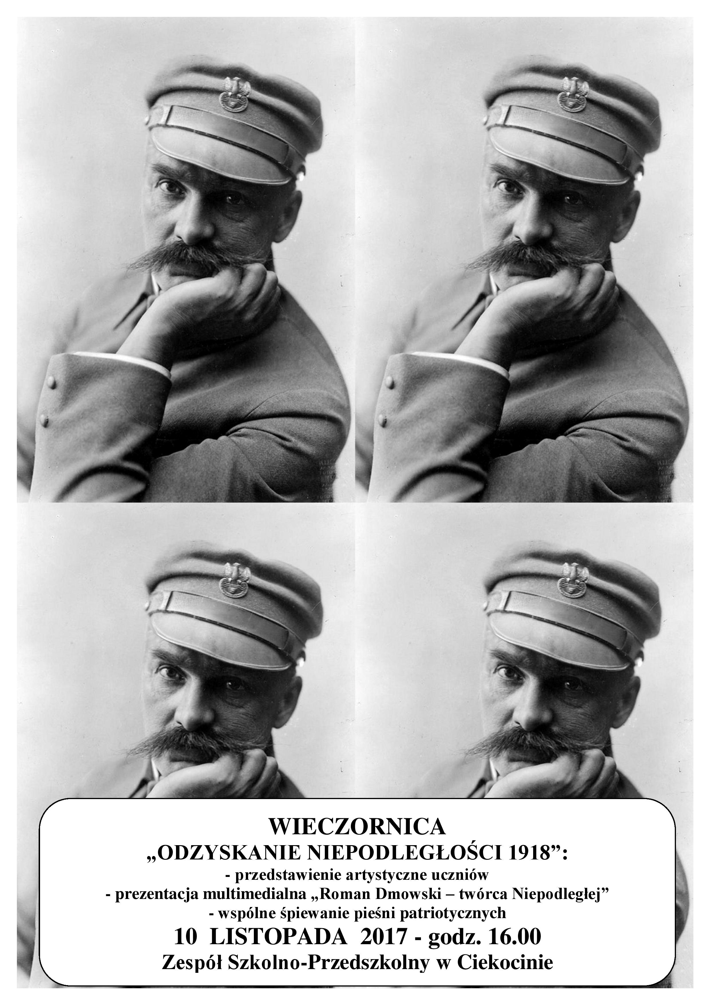 JPEG - PlakatWieczornica ZSP Ciekocino